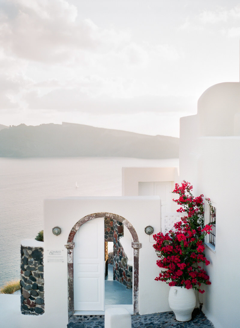 Wedding at Canaves Oia