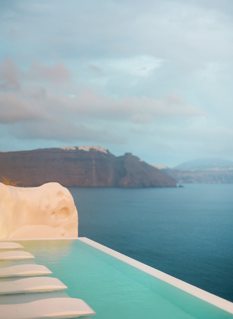 Canaves Oia pool