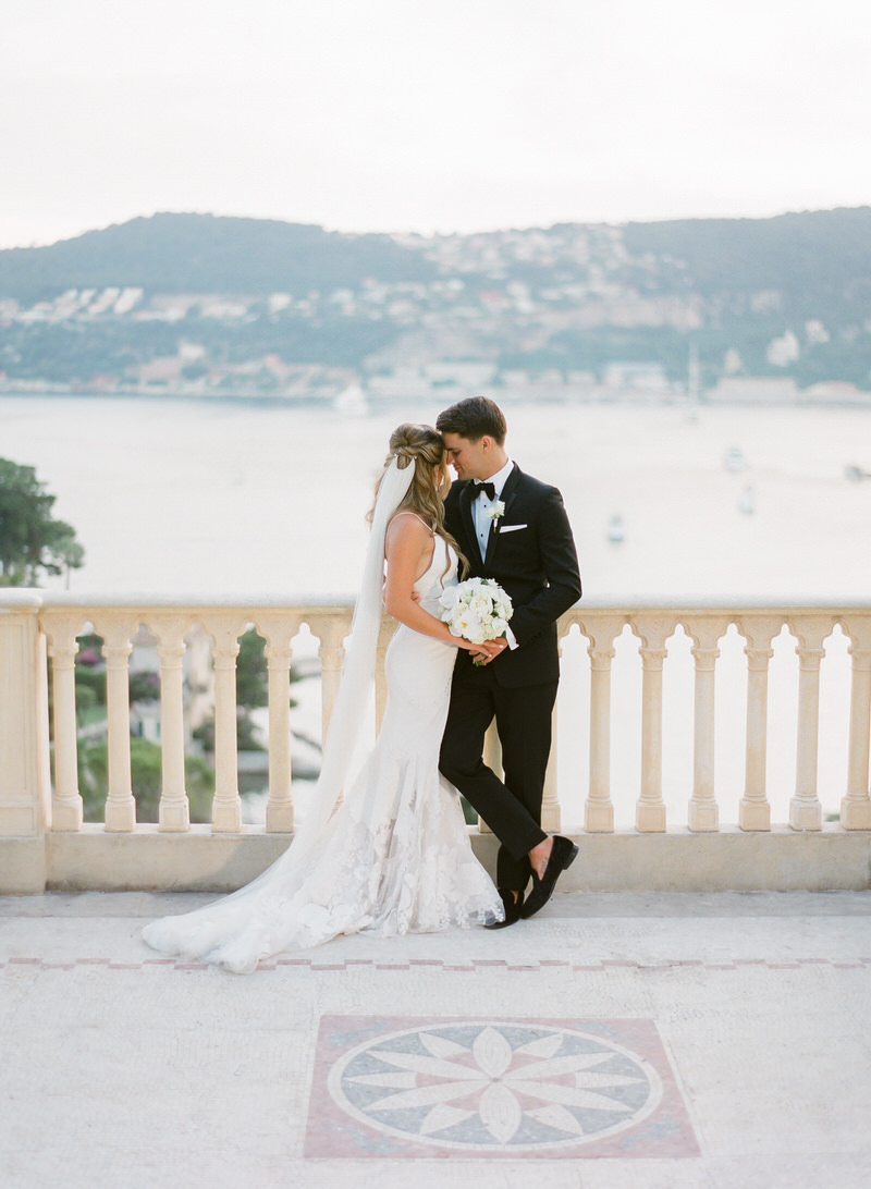 Wedding Portraits Villa Ephrussi De Rothschild