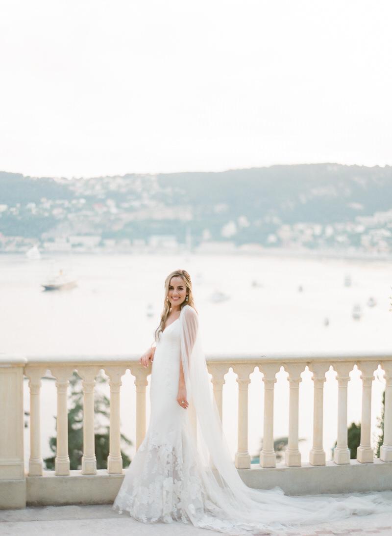 Wedding Portraits Villa Ephrussi De Rothschild