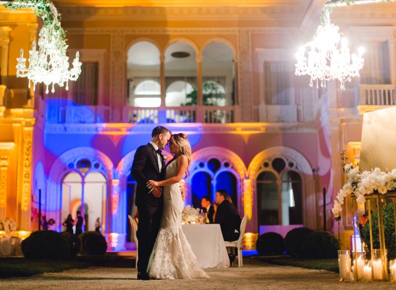 Reception Photos at Villa Ephrussi de Rothschild
