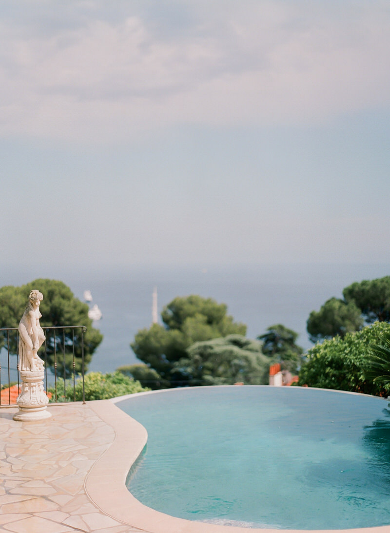 Wedding in Eze French Riviera