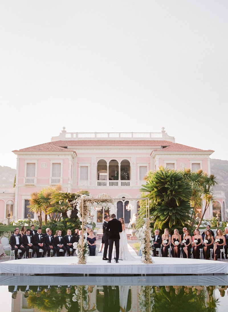 Villa Ephrussi De Rothschild Wedding