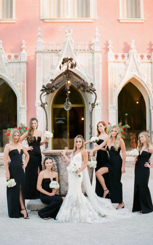 Fabulous wedding at Villa Ephrussi de Rothschild in French Riviera