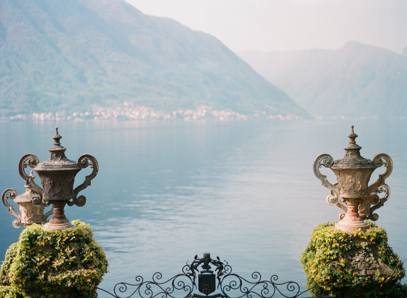 Villa Del Balbianello Prewedding Shoot