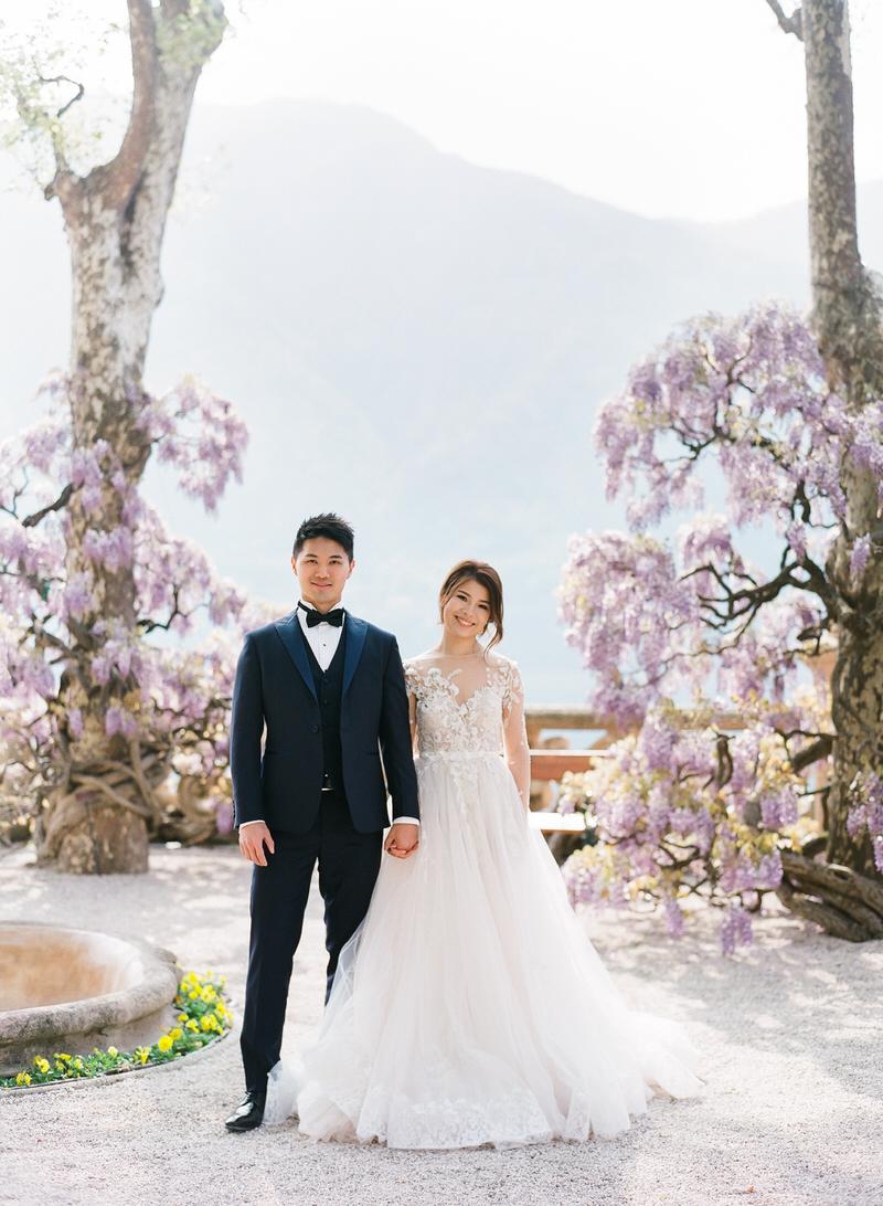 Villa Del Balbianello Wedding Photographer
