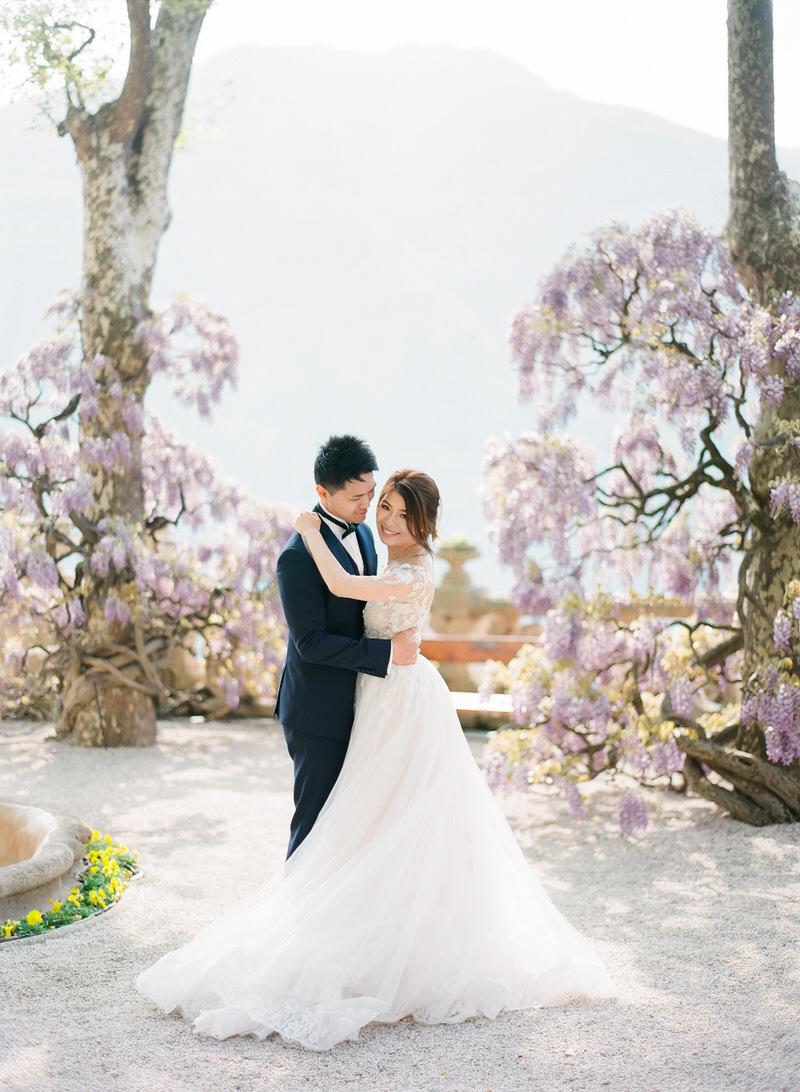Peter and Veronika Wedding Photographers Lake Como