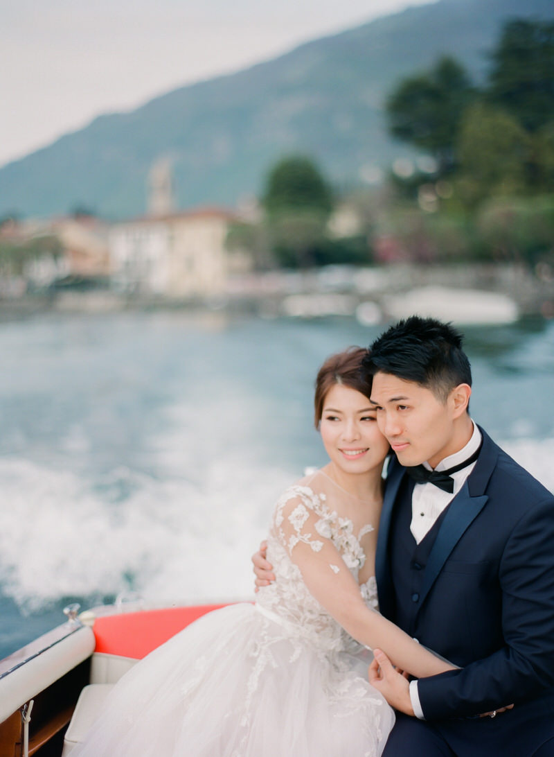 Prewedding shoot Lake Como