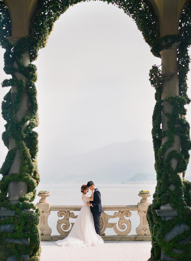 Film Photographer Lake Como