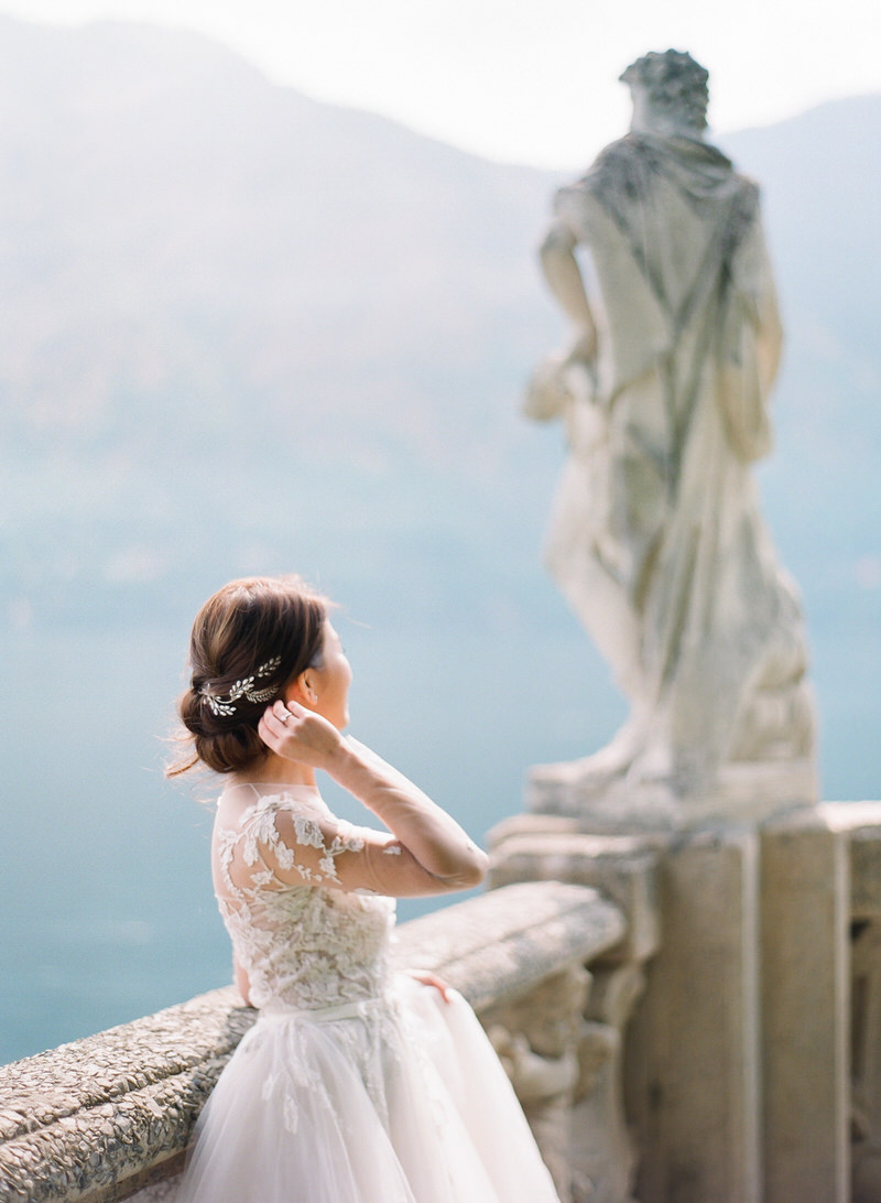 Villa Del Balbianello Lake Como Wedding