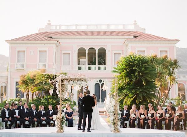 Villa Ephrussi Wedding